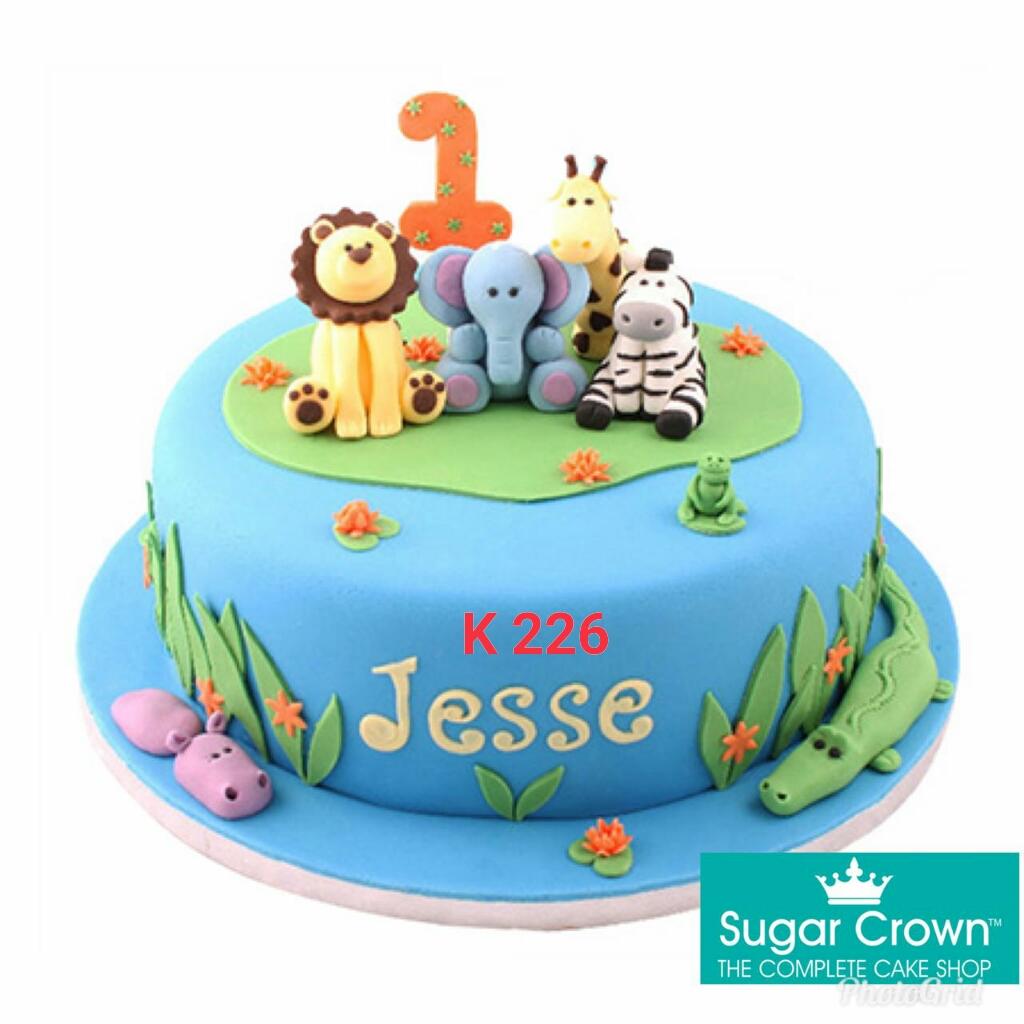 jungle cake k 226